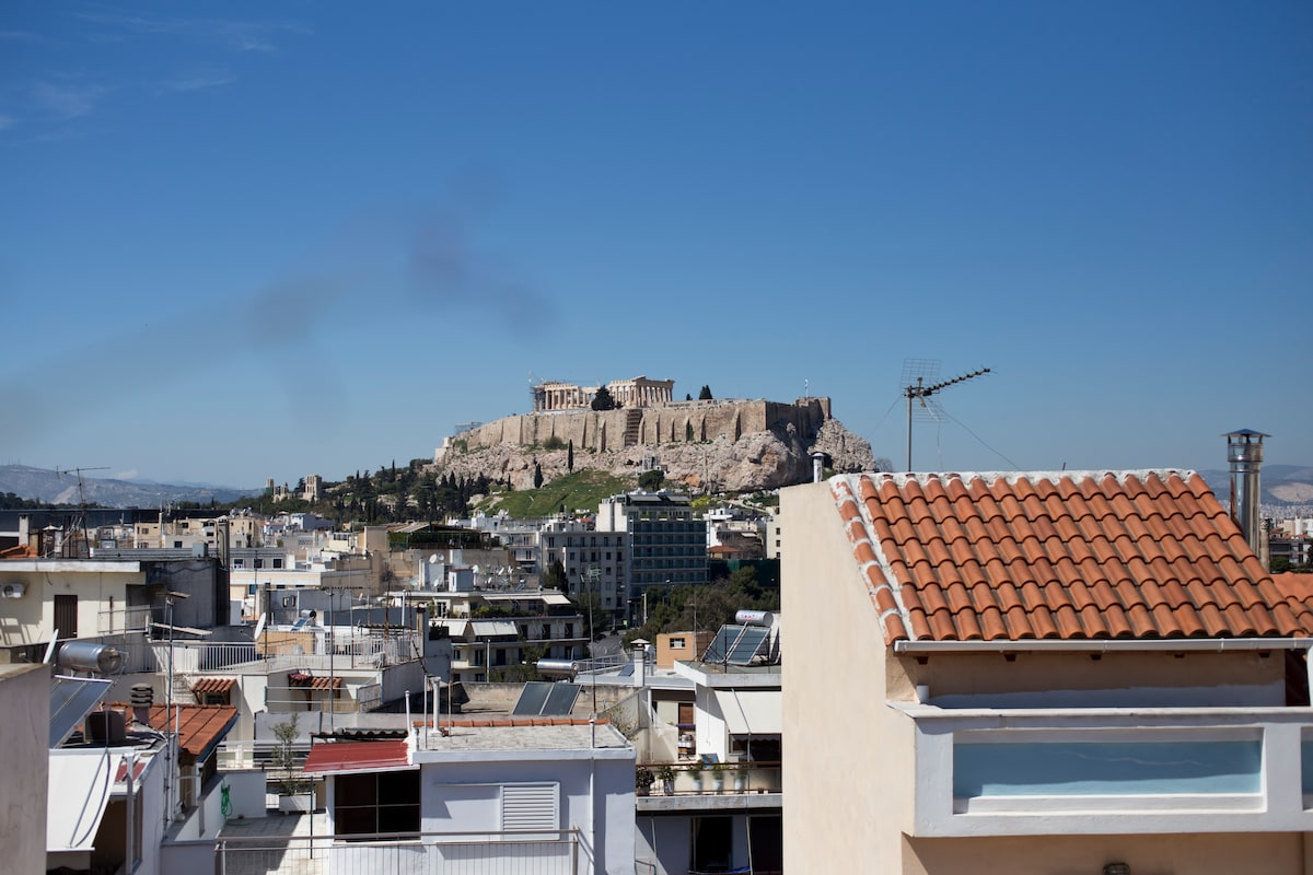 Apartment with Acropolis view