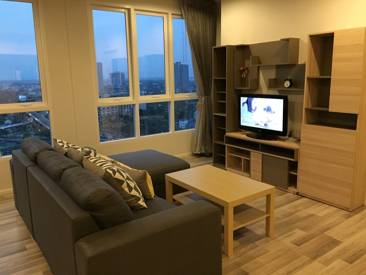 PK in BKK (2 beds for 4 pax)