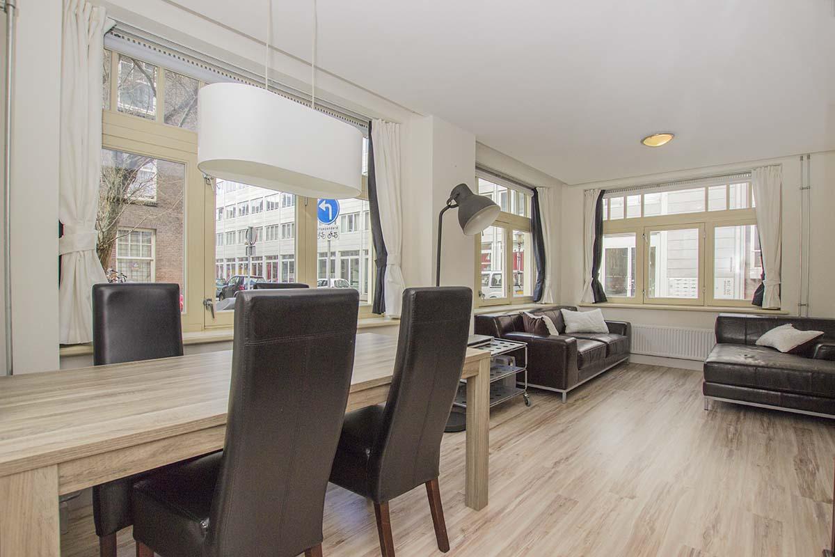 Apartment center Amsterdam