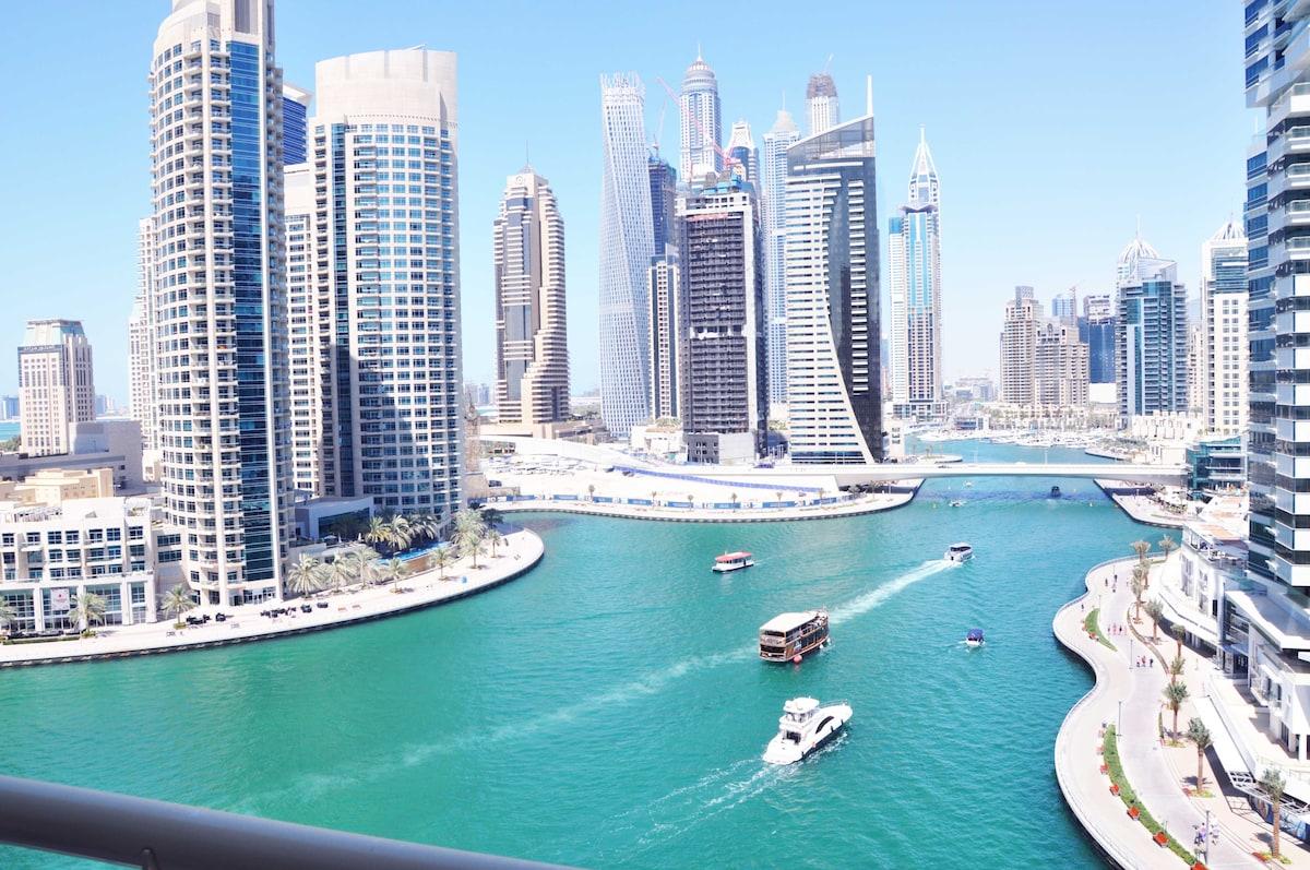 Amazing 1 BR Full Marina view...