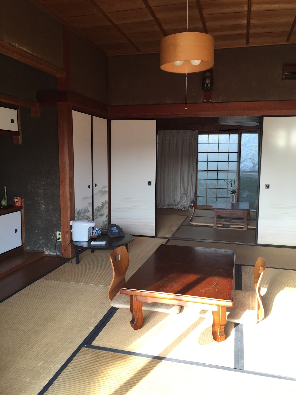 Cozy Japanese room in guesthouse