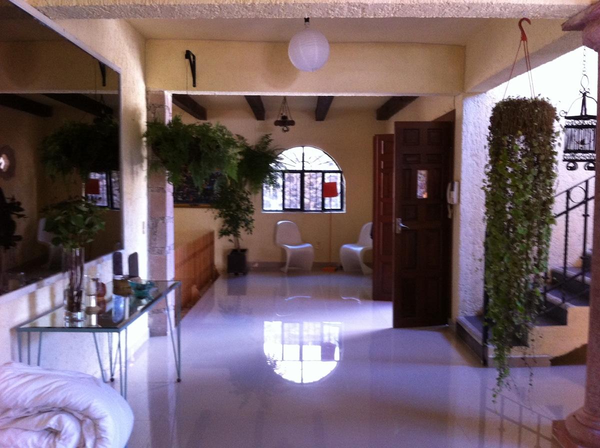Cozy room in Cuernavaca