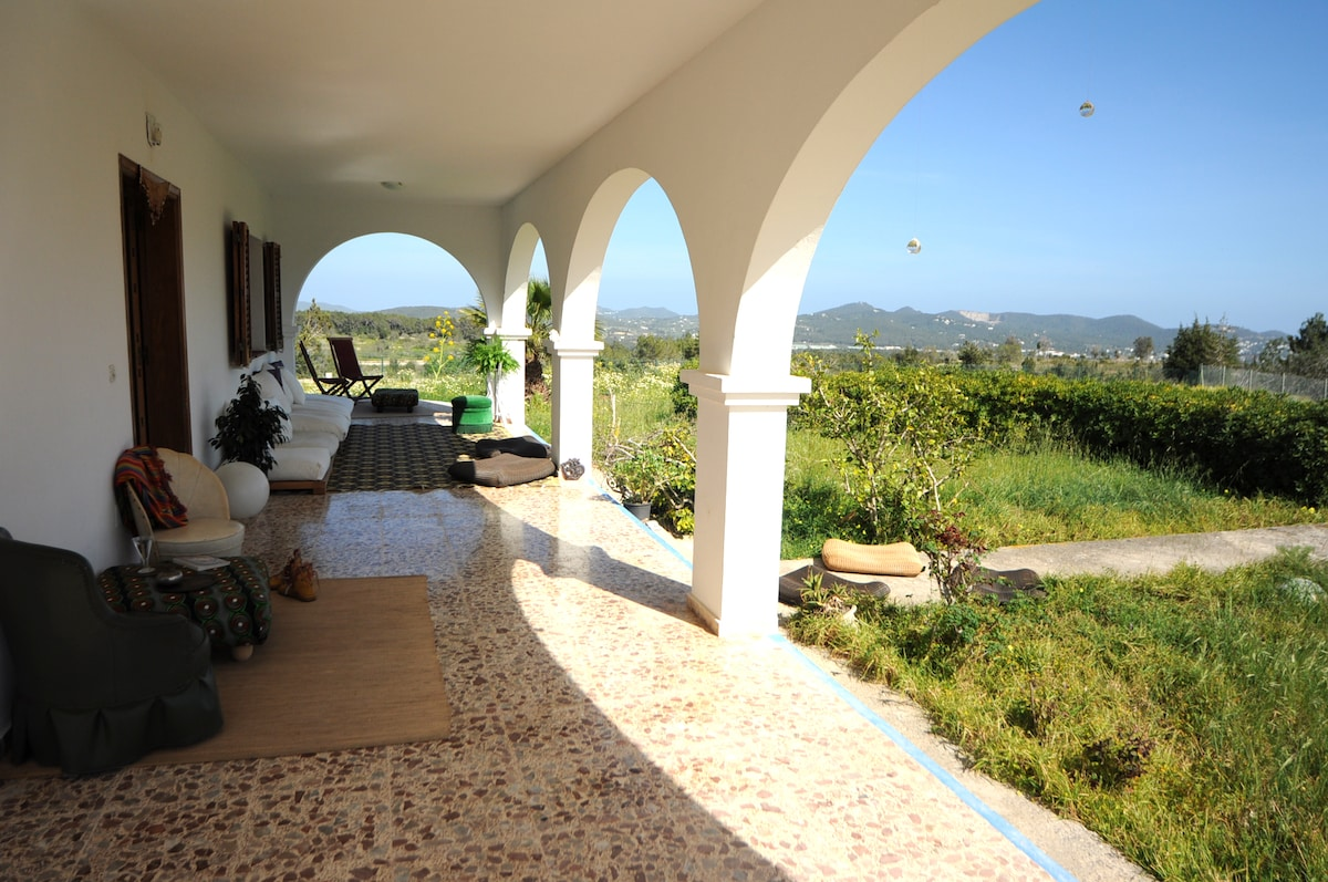 Panoramic Villa 10mn Ibiza