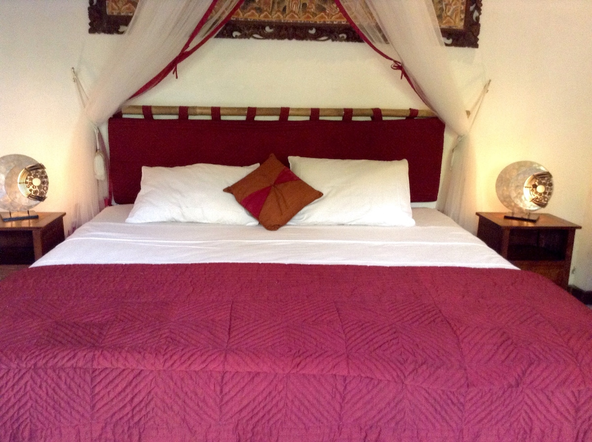 Private retreat in central Ubud