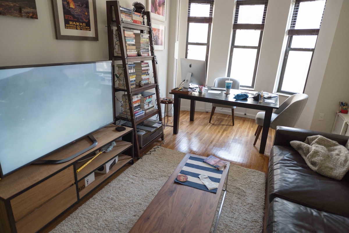 UWS 1BR - steps from Central Park
