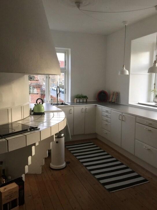 Villa apartment in Aalborg City