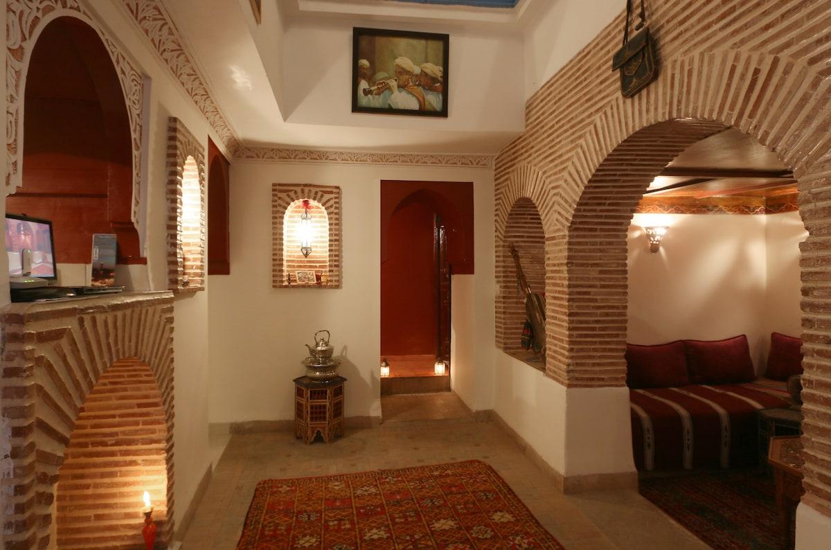 Charming room in Medina