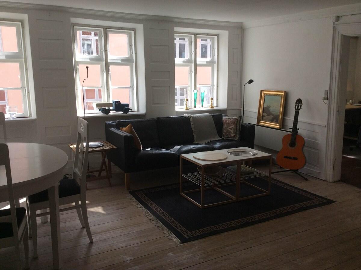 Downtown flat Copenhagen