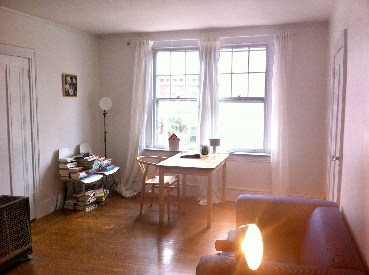 Yale campus two bedroom apartment
