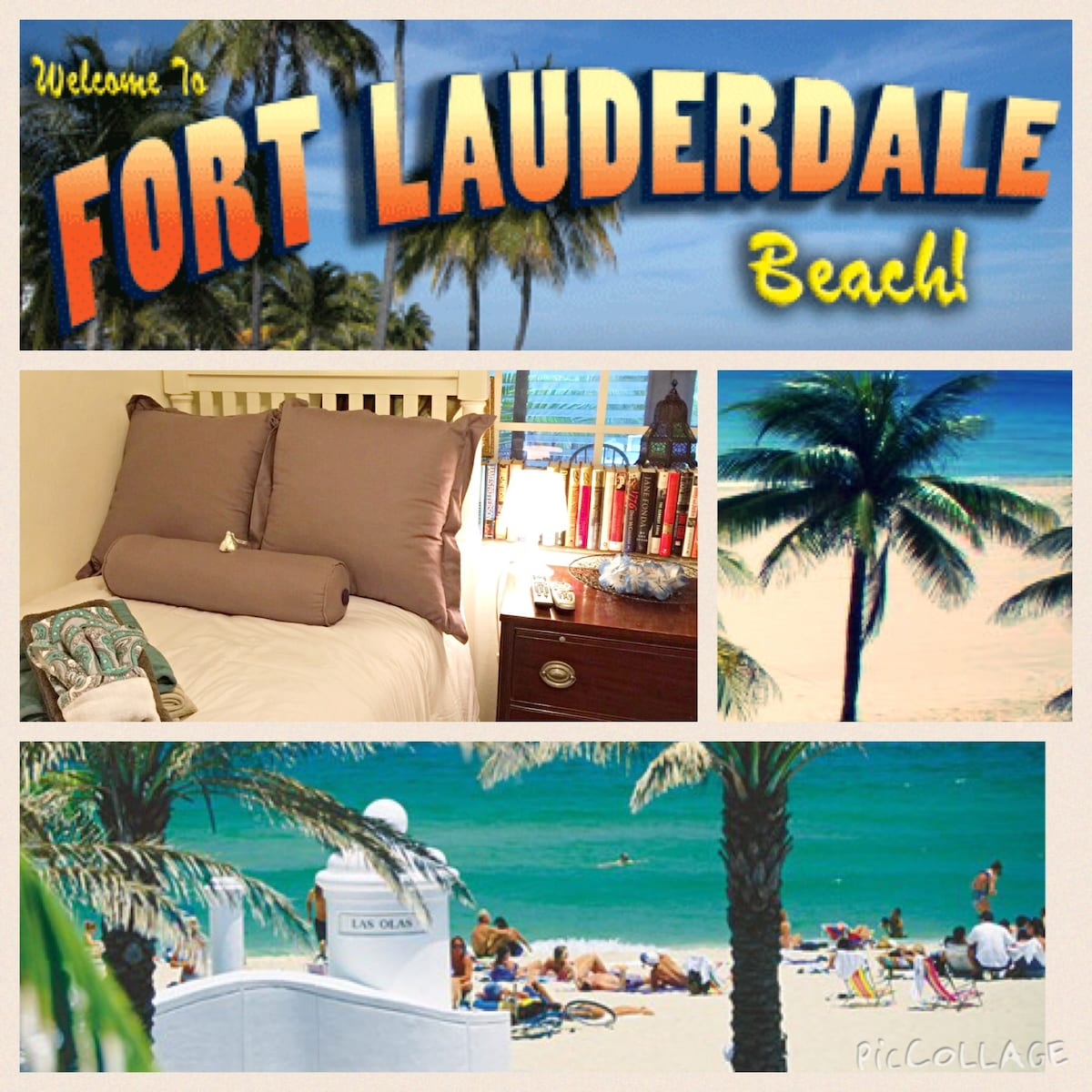 Cozy 1BR in Fort Lauderdale!!!