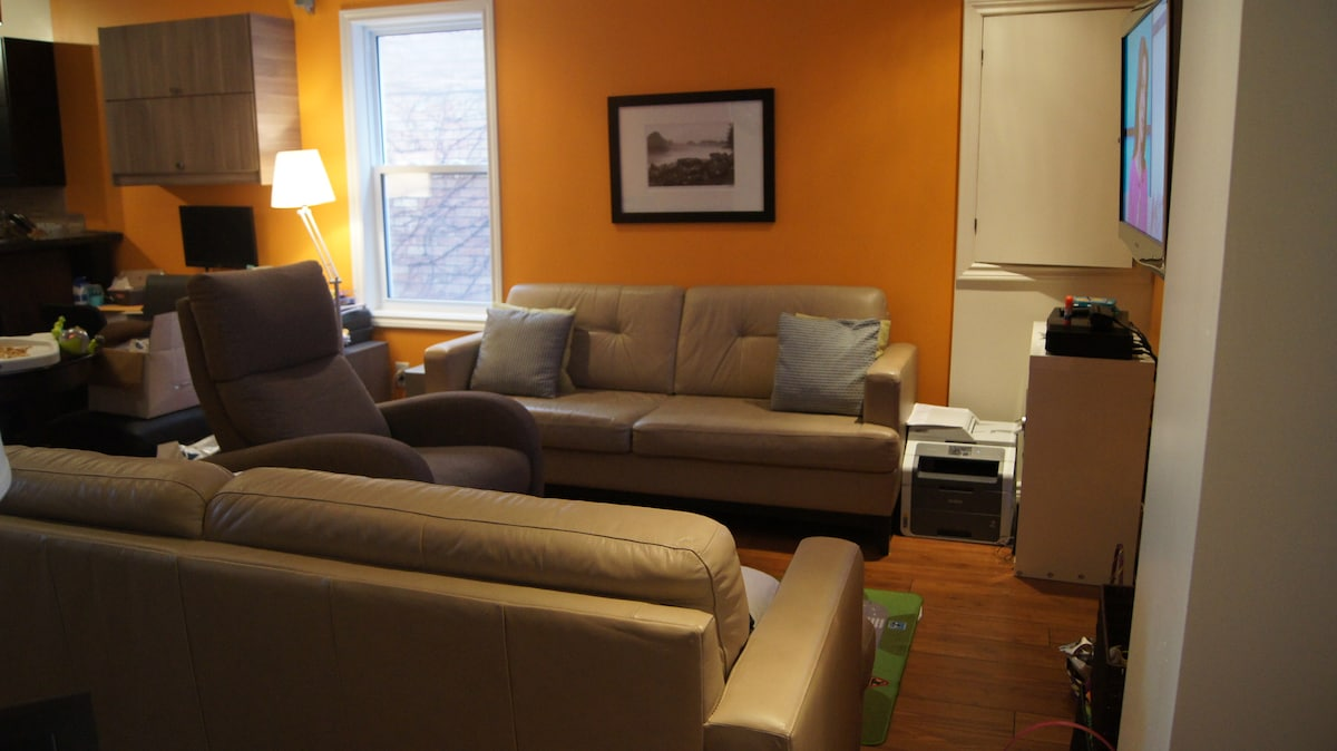 Comfortable Suite on St. Clair West