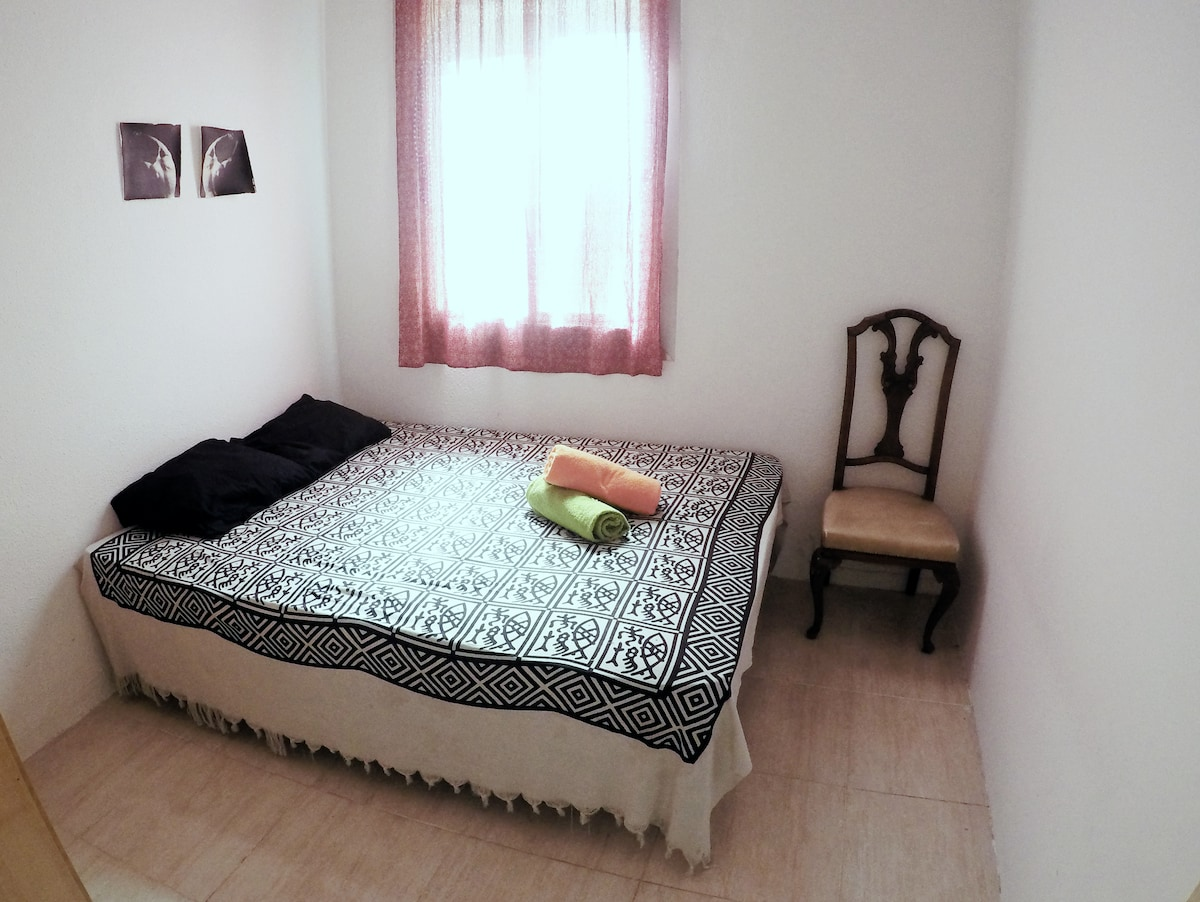 Double room in Raval!