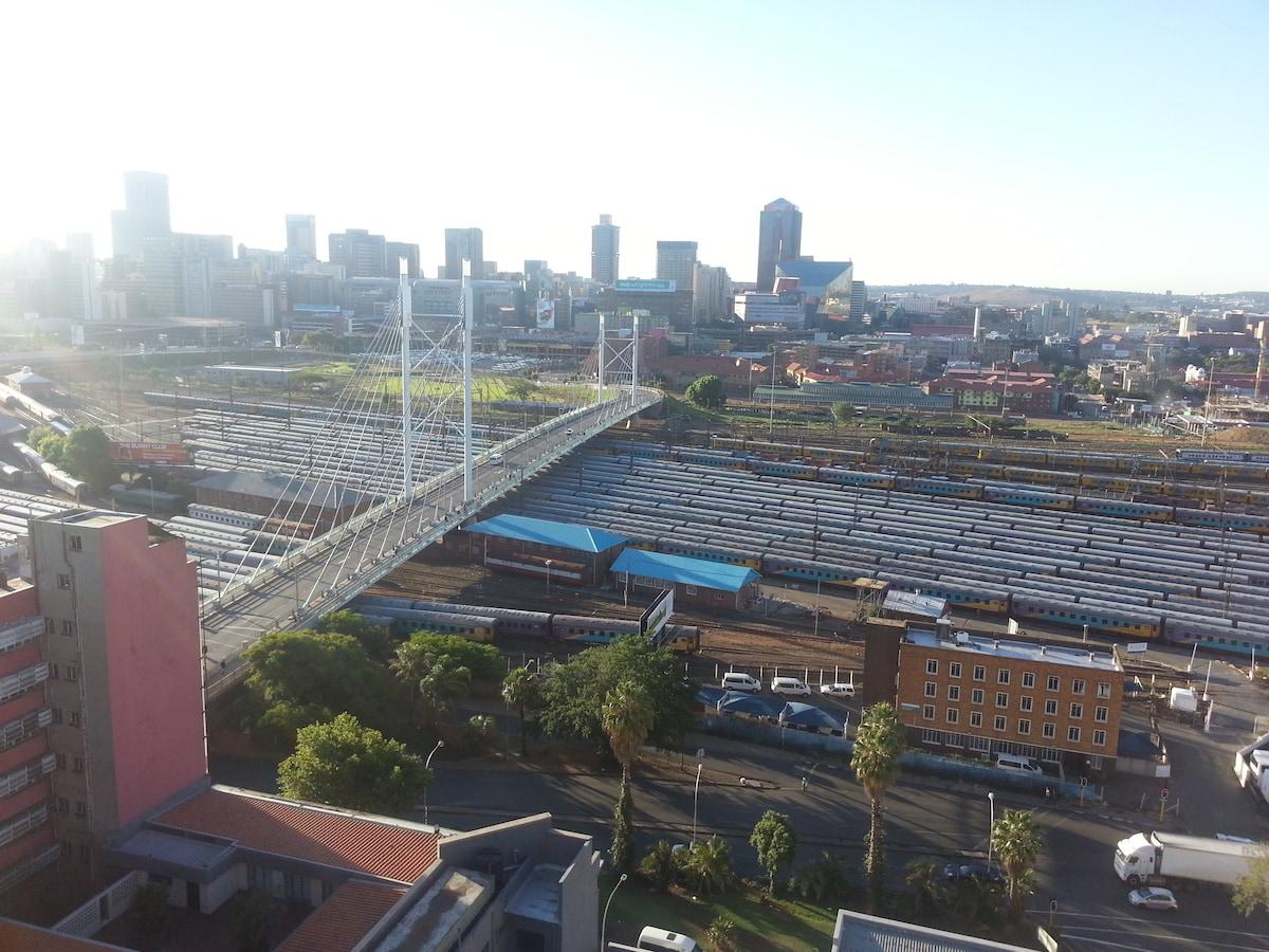 Broadway Loft, Braamfontein JHB