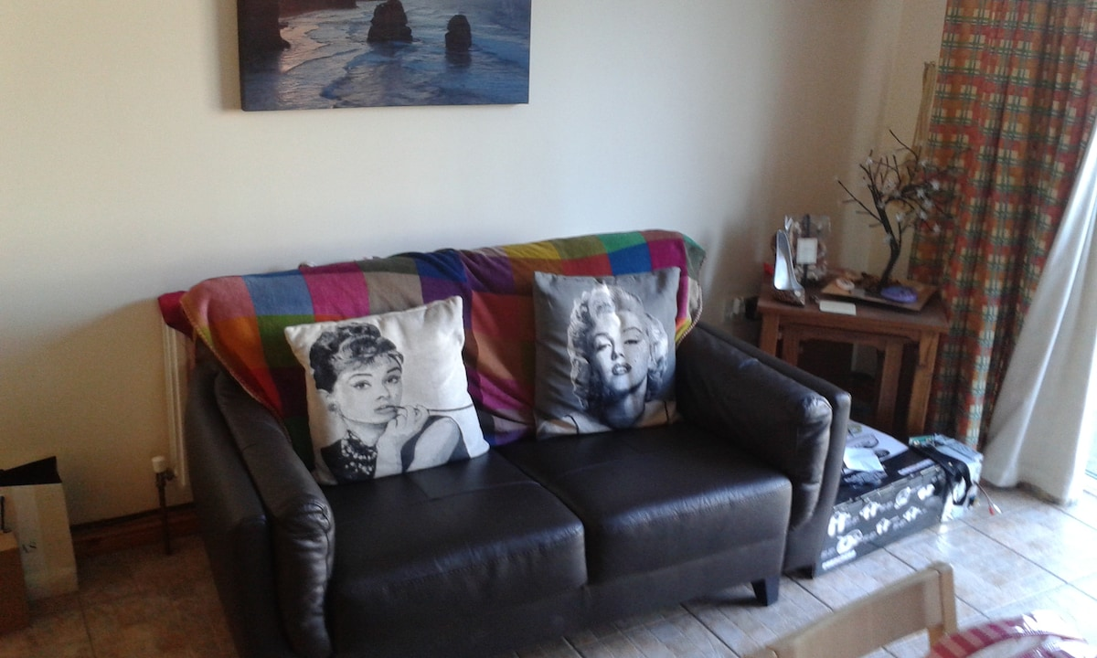 Cosy double room in friendly house