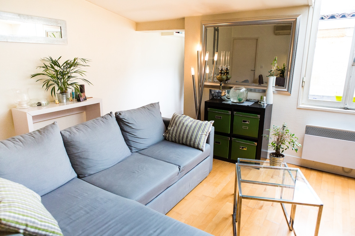 City Heart Cosy Apt - 5***** rated