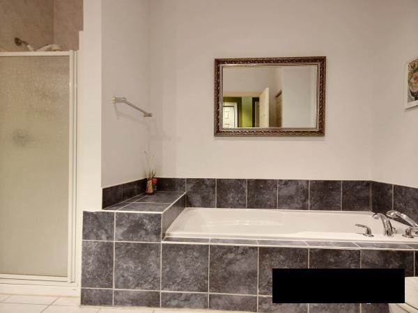 Large Bath & Shower