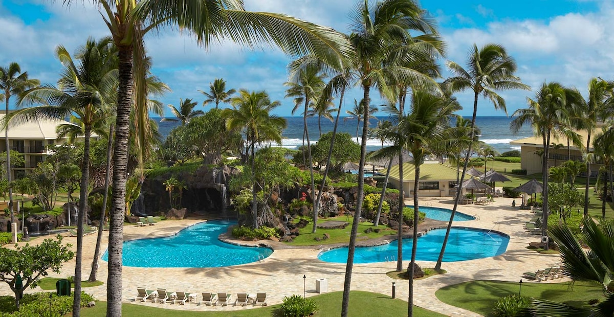 $99 Kauai Beach Resort - Oceanfront