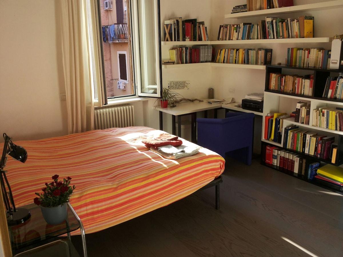 Lovely big & modern room in Pigneto