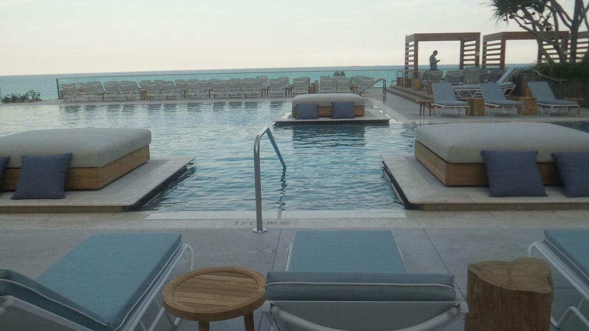 Beautiful Ocean View In South Beach