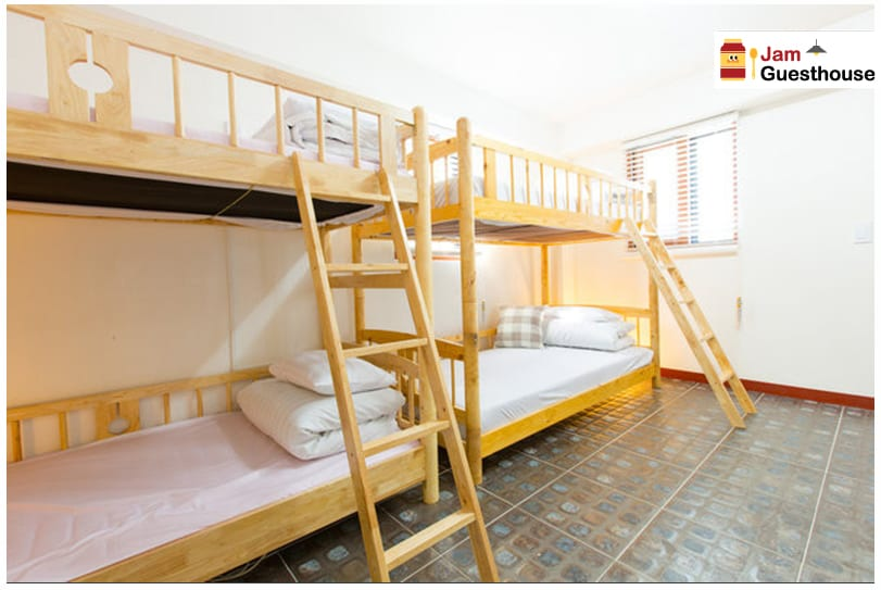 8 beds domitory room bed 8