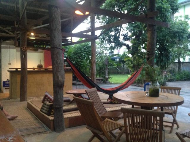 Traditional Thai House with Garden
