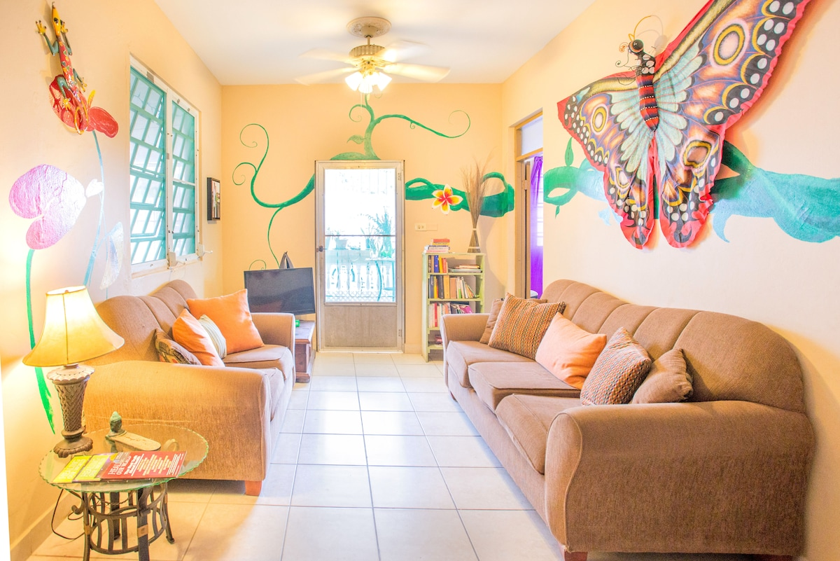 #1 LUQUILLO GUESTHOUSE C