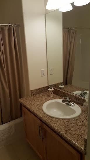 Nice furnished room and bathroom