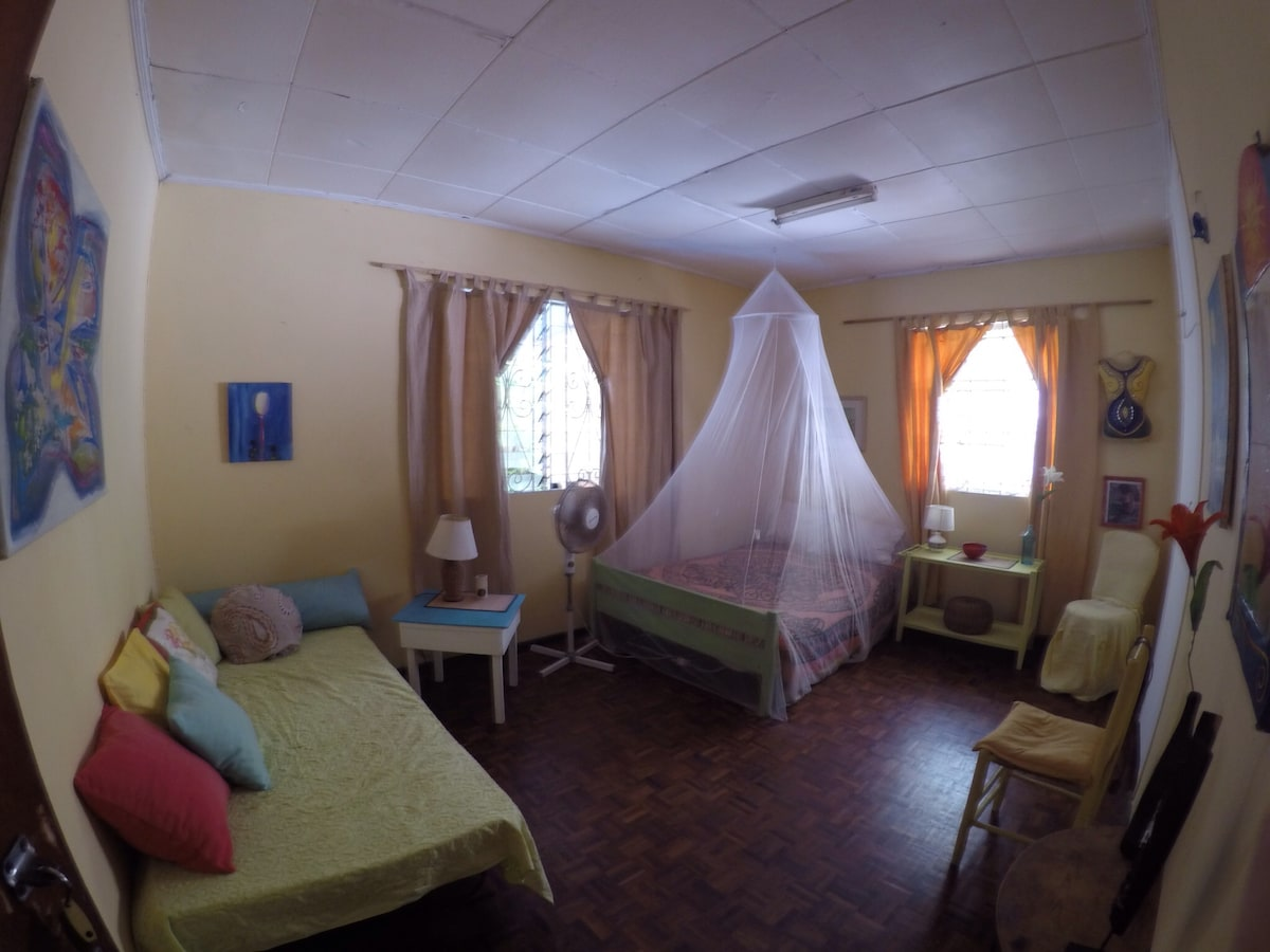 Cozy Room in friendly Guesthouse
