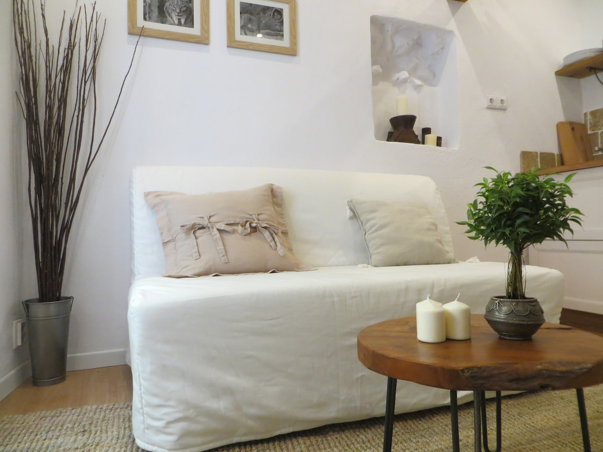 """Small cosy flat """"A toca do lince"""""""