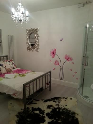 Lovely double room with own shower