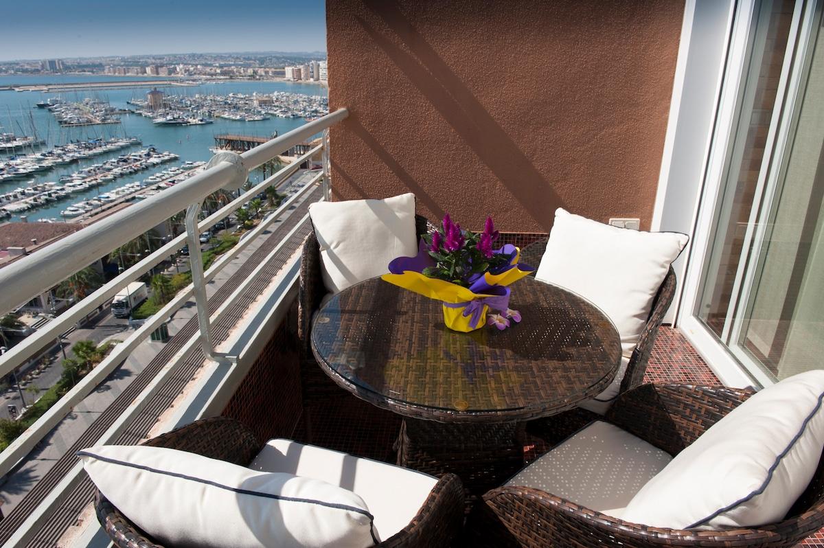 Luxury suite Penthouse Elisa.