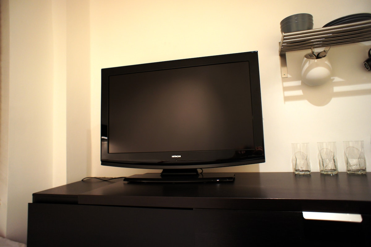 32 Inch TV with free WIFI