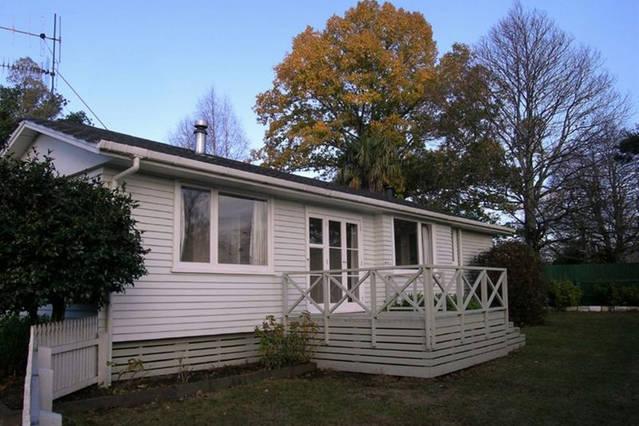 Turangi - Tongariro Cabin