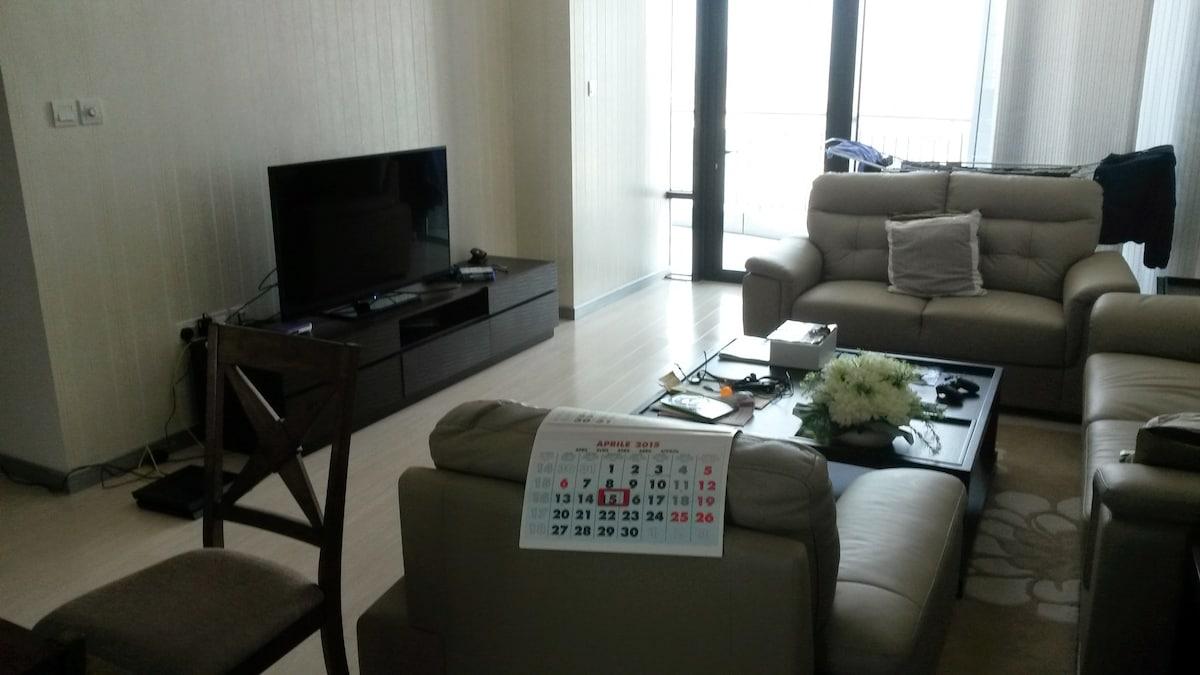 Rent Flat in Al Seef-Manama
