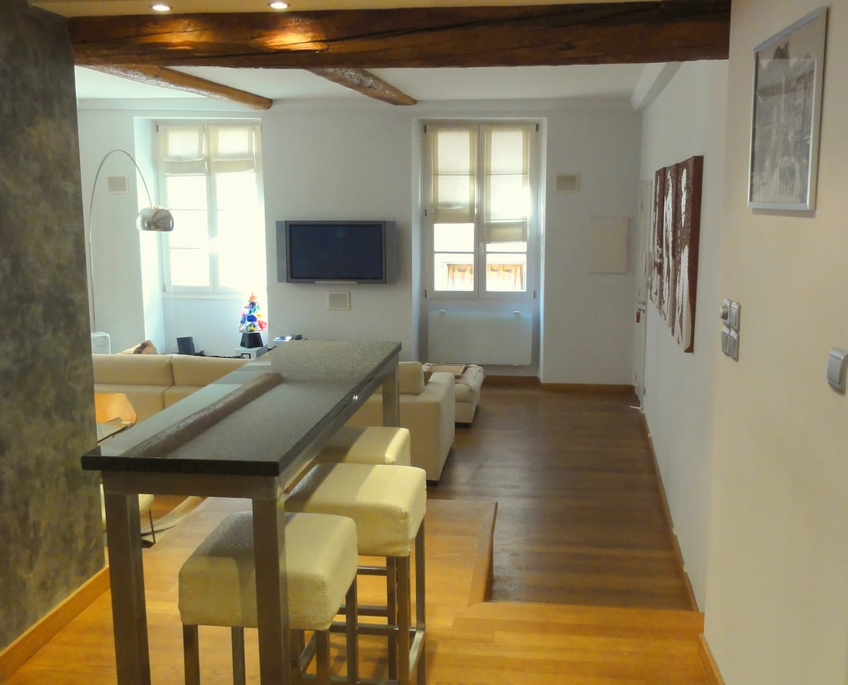 Luxury apartment in the old town