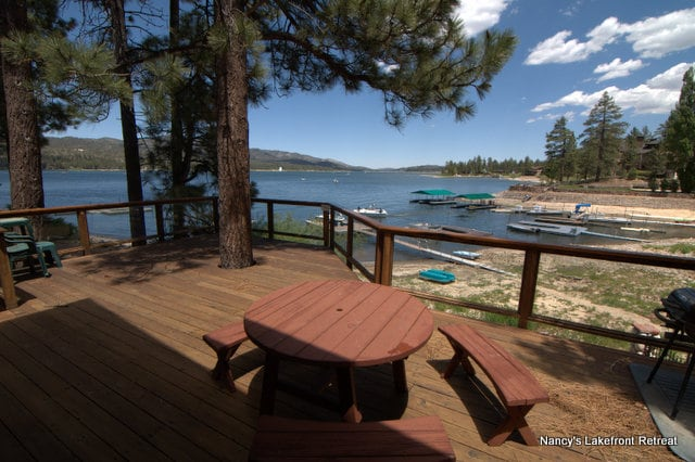 Nancy's Lakefront Mountain Retreat