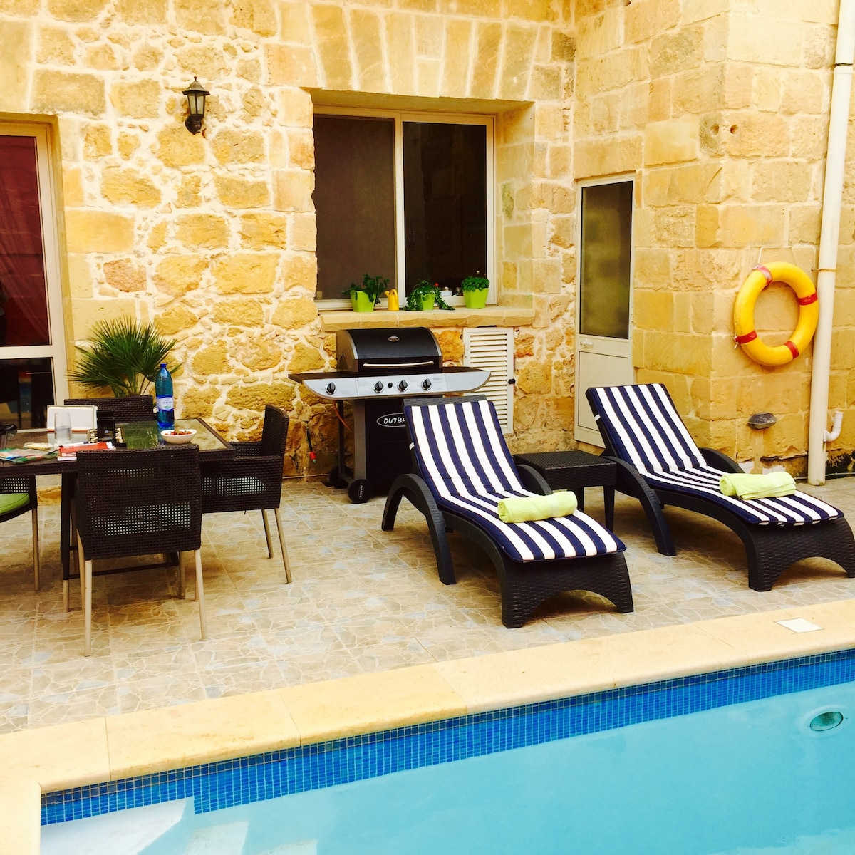 Traditional Gozitan Farmhouse