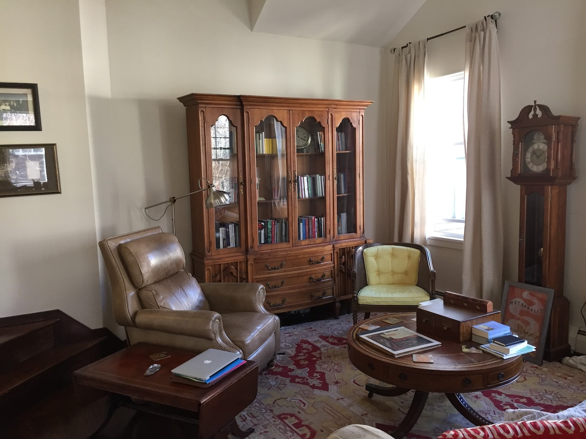Charming 2BD Sublet in Wooster Sq.