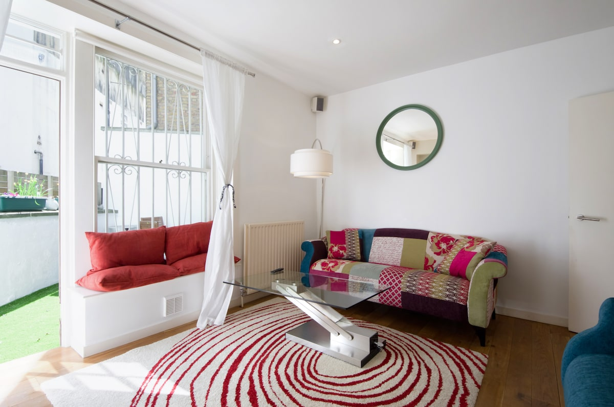Chic Notting Hill 2 bed Apartment