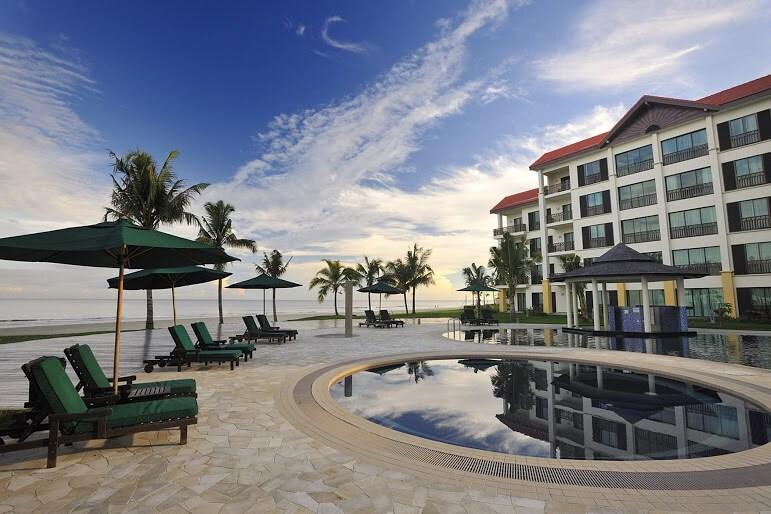 2 Bedroom Sea View Spa Suite