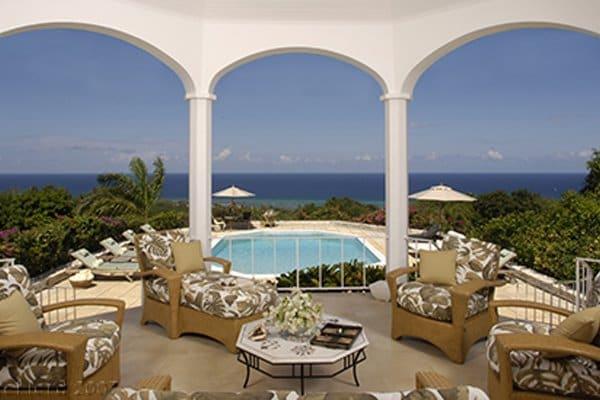 Breathtaking Ocean View Villa