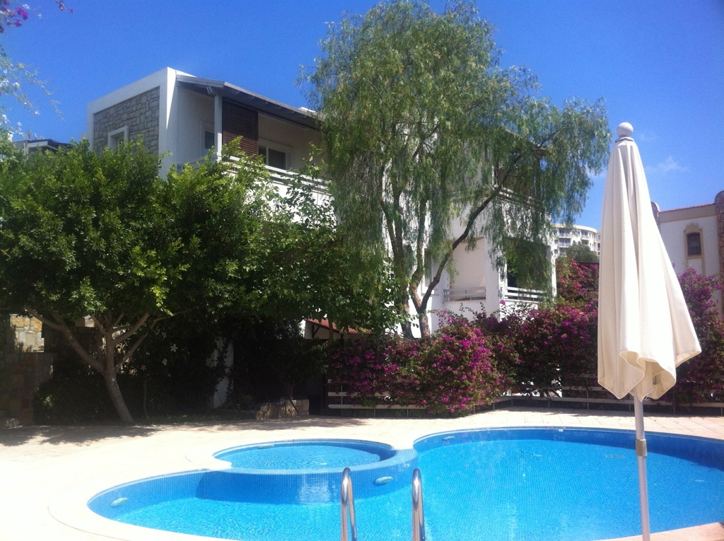 Flat Bodrum,marvellous sea view