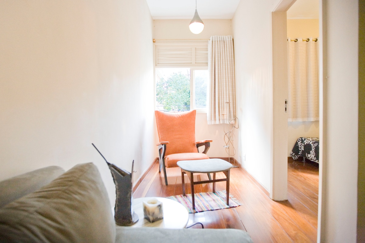 URCA 2 Bed Apt in Great Location