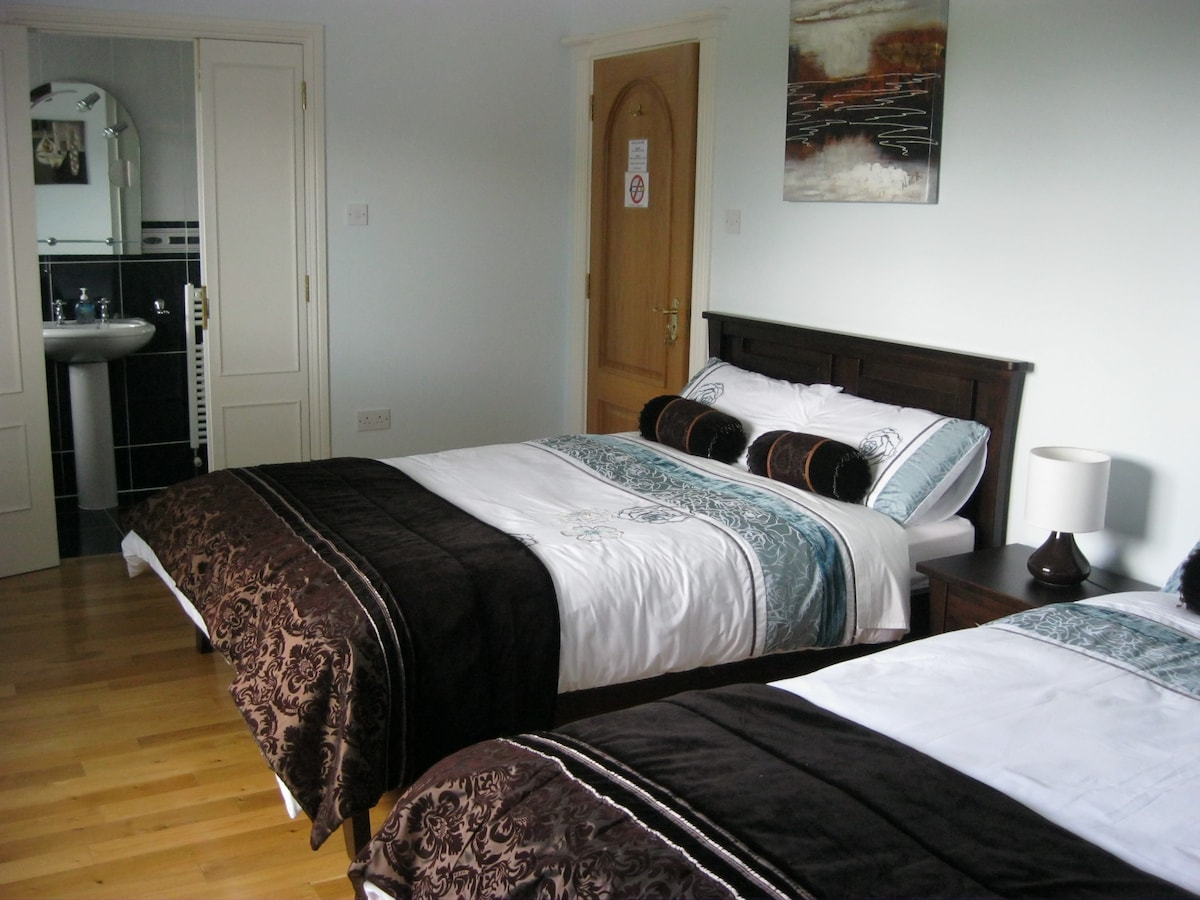 Lovely B&B 2 mins from Athlone Town