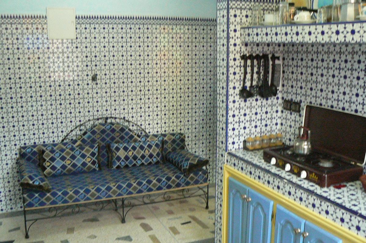 Marokko Agadir Apartment am Strand