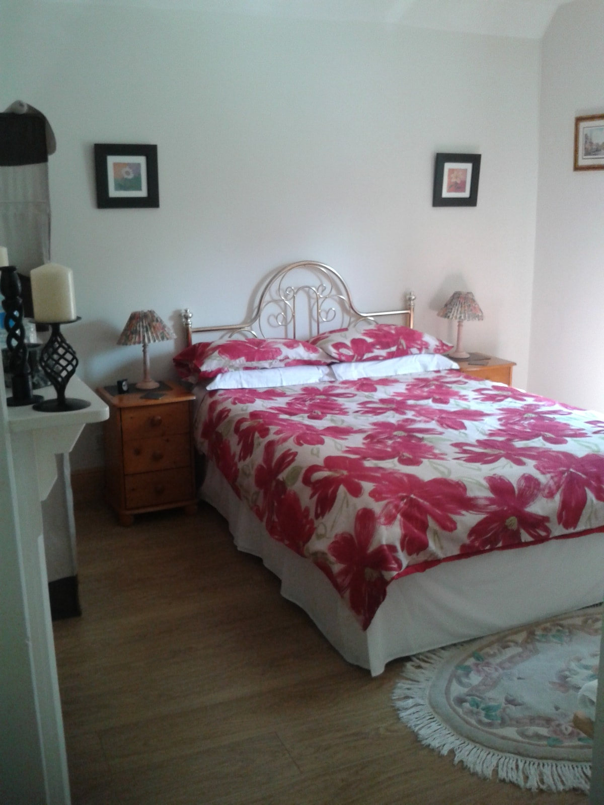 comfortable double room 3 bed house