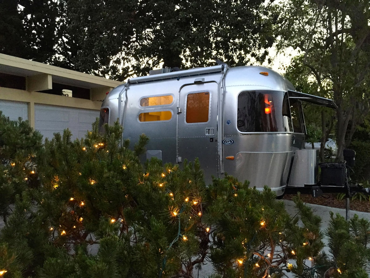 Airstream Luxury in Palo Alto