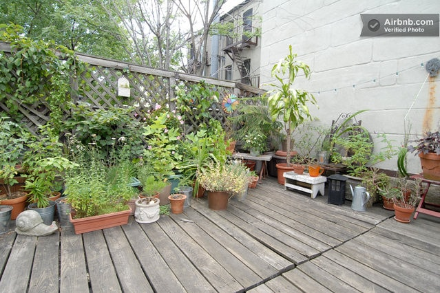Charming Boerum Hill - Private Deck