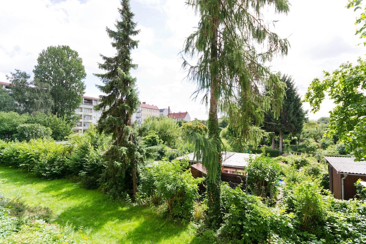 Soothing Retreat in Hip Kreuzkölln