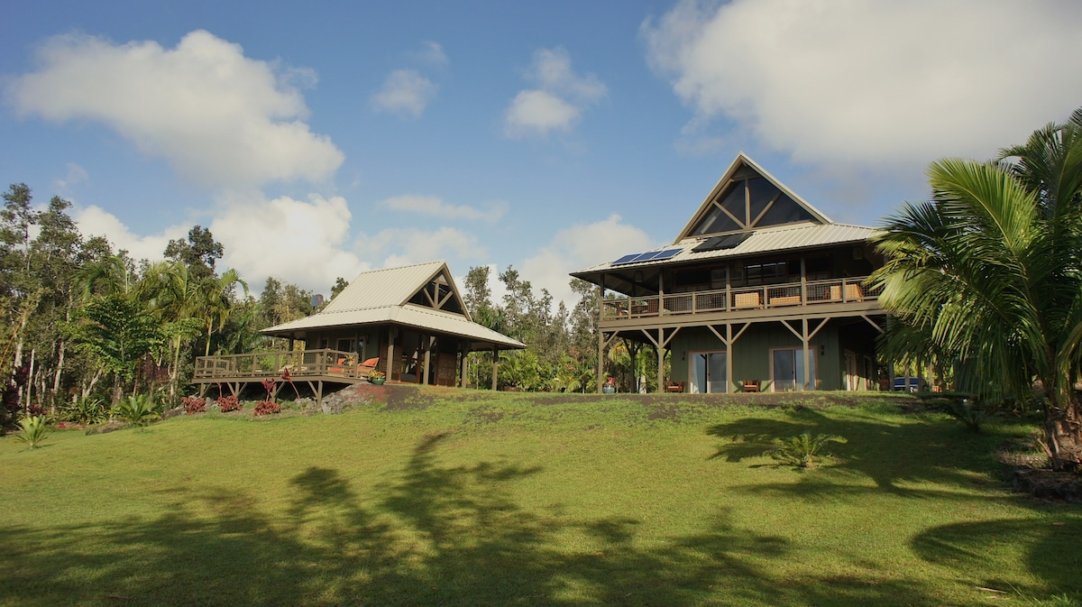 Secluded Home on 11 Stunning Acres